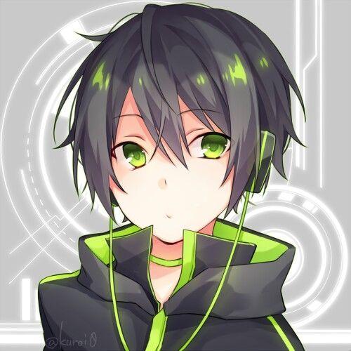 Pin Em Anime Boys 3