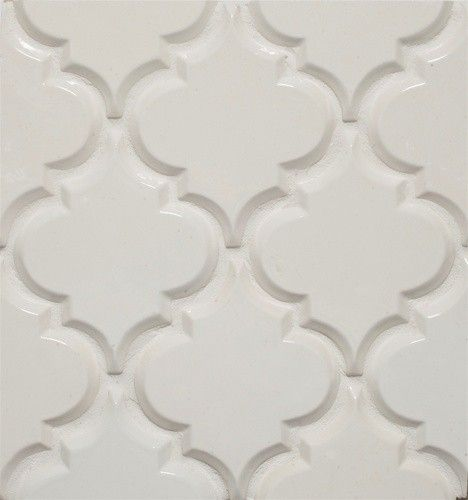 beveled moroccan tile. by lakeisha
