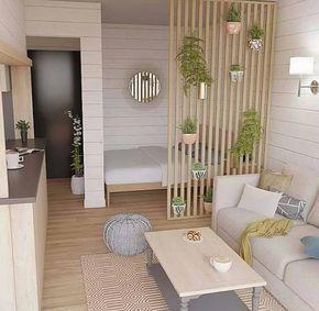 Separating ideas   Décoration petit appartement, Idee deco ...