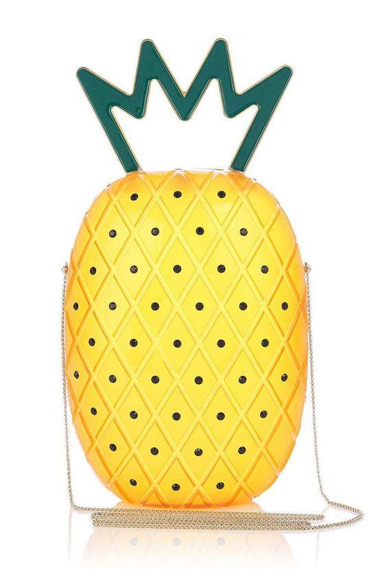 Piña para la niña #pineapple #style #fashion #inspire