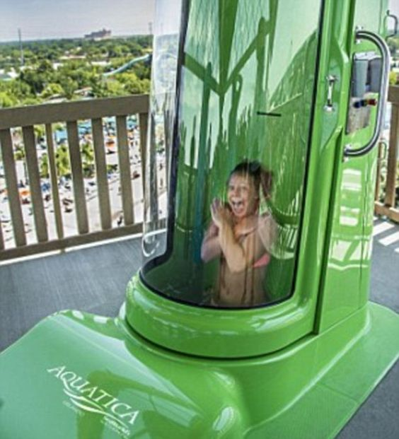 Orlando Theme Park Opens The City 39 S Tallest Steepest Water Slide Parks It Is And Suddenly