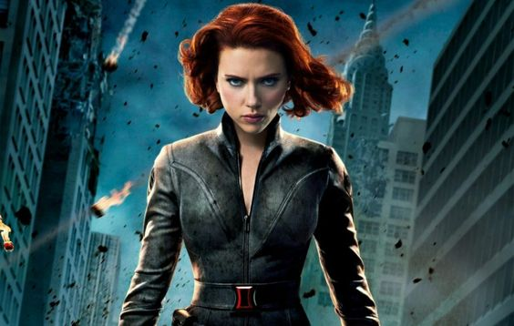 Black Widow solo film to release in 2020.