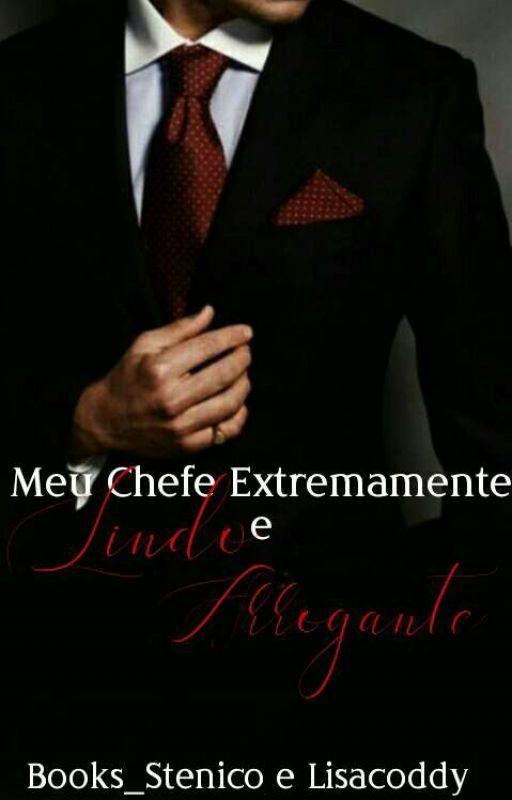 Meu Chefe Extremamente Lindo E Arrogante Livros De Romance