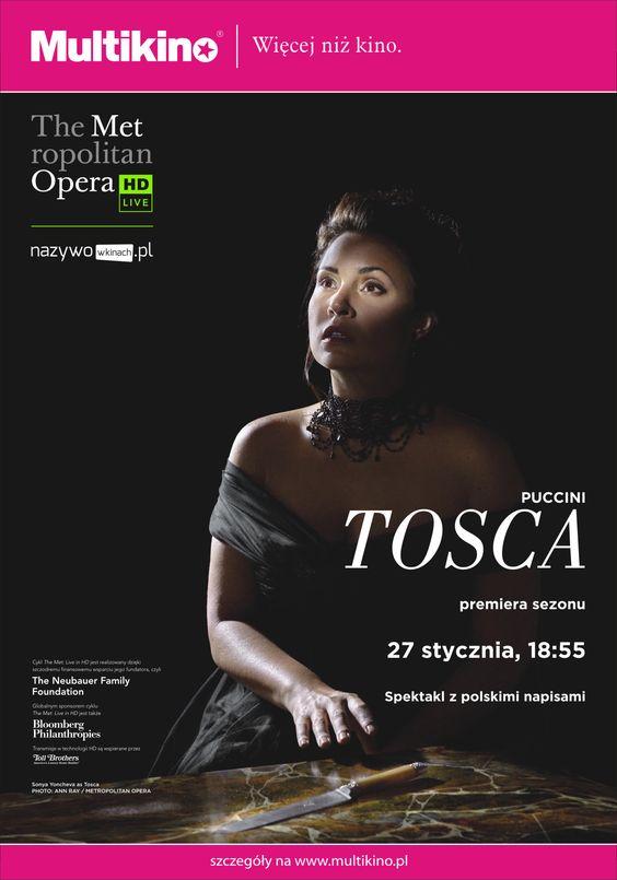 Tosca - Metropolitan Opera - Multikino