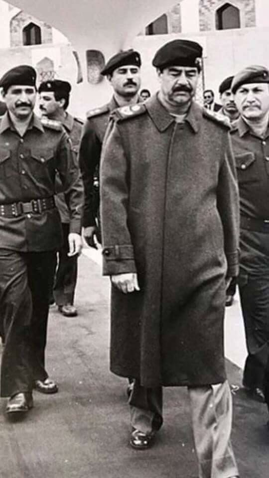 Pin By Hatem On Najeebullah Saddam Gaddafi Historical People Saddam Hussein Iraqi President