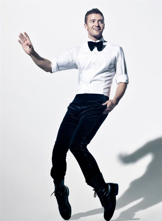 justin, my ten year crush. boy can dance. watch choreographer marty kudelka.
