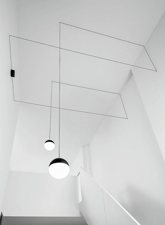 IndustrialDesigners.co |  Michael Anastassiades  - String Lights