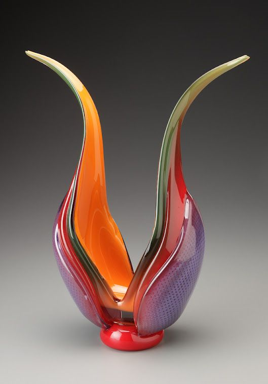 Ed Branson Glass, Ashfield, Massachusetts, photo by John Polak