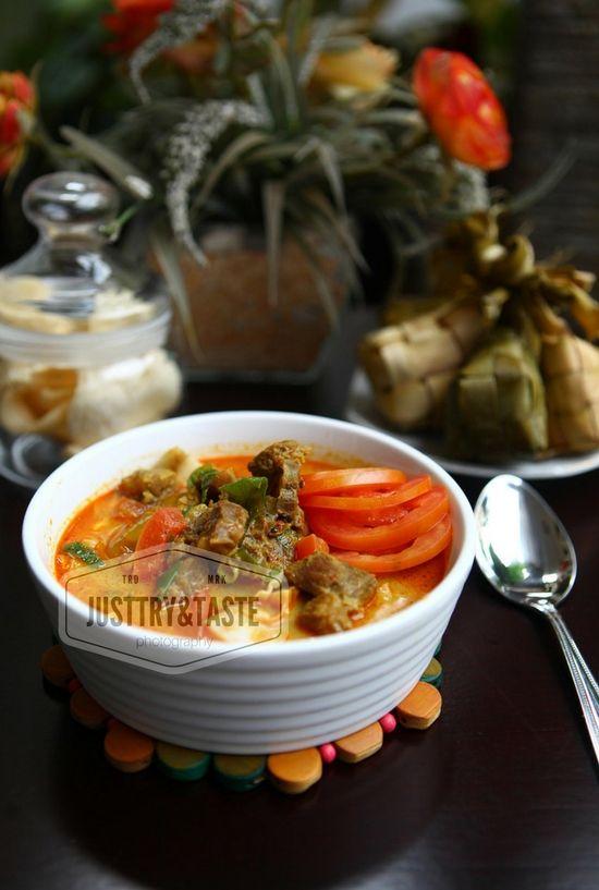 Resep Tongseng Kambing Resep Hasil Modifikasi Sendiri Untuk 10 Porsi 1 Kg Daging Tertarik Dengan Resep Berbaha Resep Masakan Asia Resep Masakan Resep Makanan