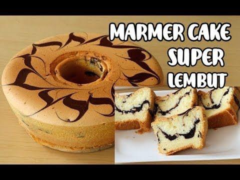 Marmer Cake Super Lembut Youtube Marmer Cake Resep Cake No Bake Cake