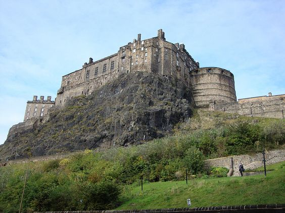 edinburgh castle d day