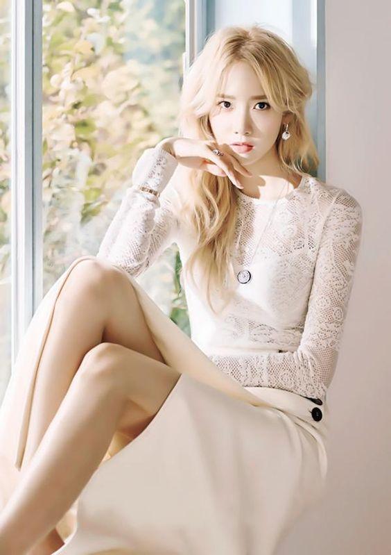 SNSD Girls39 Generation Tiffany 1st LOOK Photoshoot t