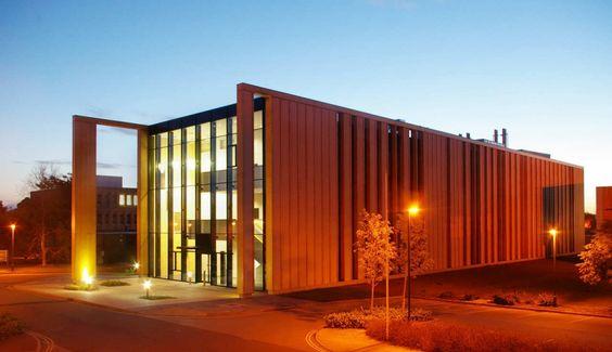 University of Nottingham - The Gateway Building - Make Architects