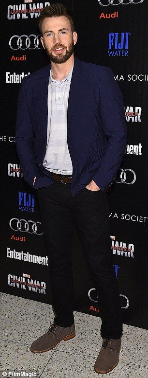 Saturday Night Live star Jenny Slate is 'dating' Captain America's Chris Evans…