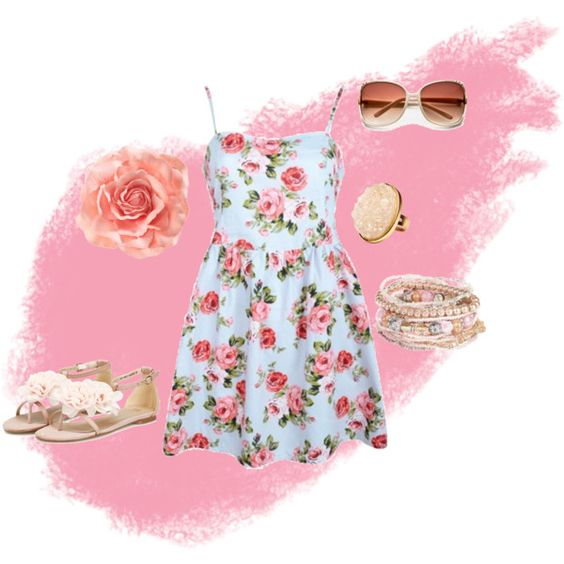 So cute, you can make outfits on this website!