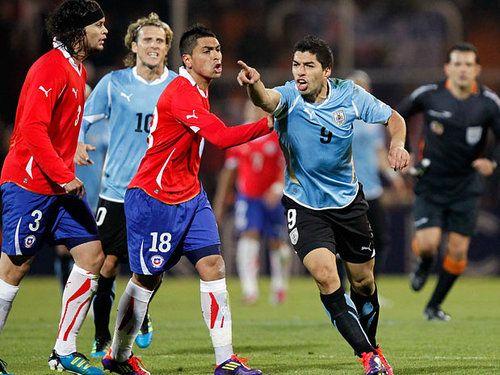 Chile Uruguai