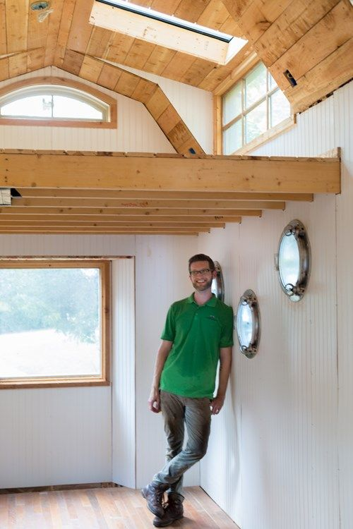 Tiny House For Sale Nearly Complete Tiny Cottage Tiny Cottage