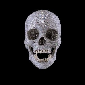 Damien Hirst - For The Love of God 2012