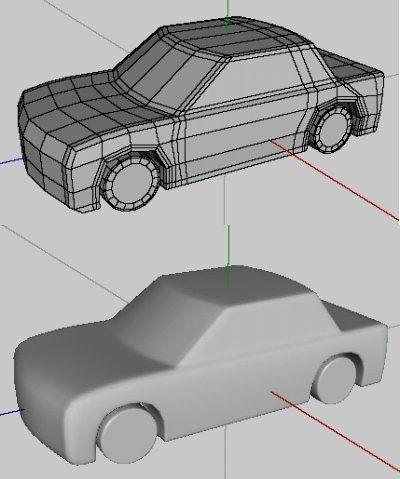 Maya Polygon Car Modeling Tutorial Google Lowpoly