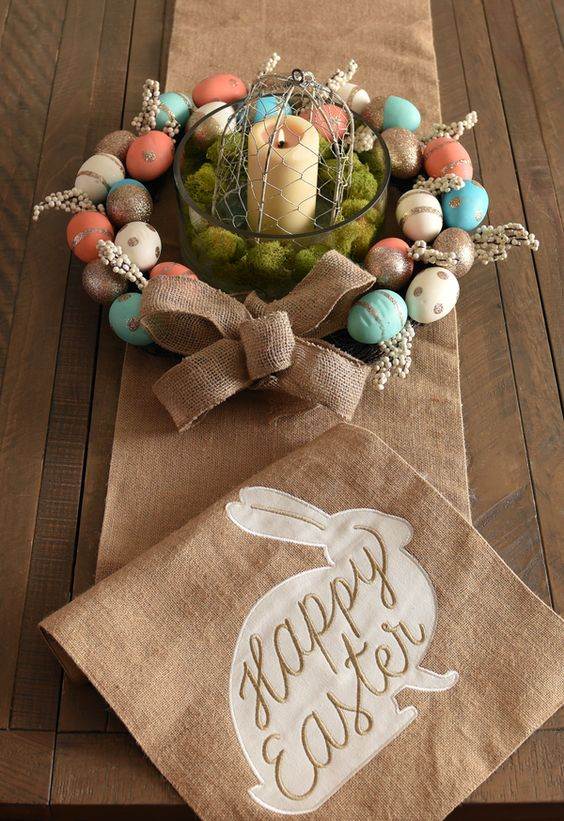 20 Easter Centerpieces Celebrating The Blooming Buds With Utmost Beauty
