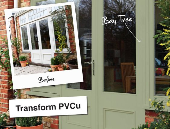These guys claim you can paint pvc windows maybe something to try before we rip them out in the - Sandtex exterior paint ideas ...