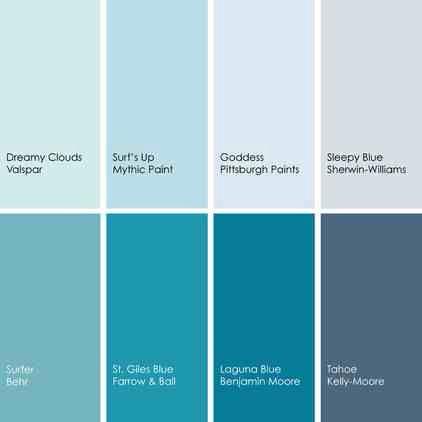 Blue/Turquoise-1