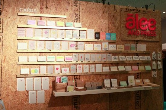 Show card display