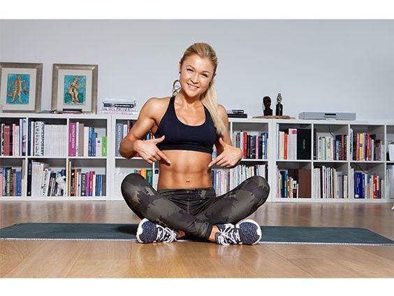 Mit Sophia Thiel in 12 Wochen zum Traumbody ♥ Machen Sie mit beim neuen Online-Abnehm-Programm ♥ So funktioniert Abnehmen und gesunde Ernährung.