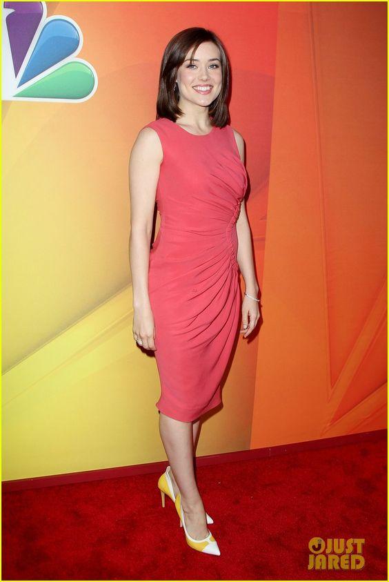 Sophia Bush & 'Blacklist' Stars Promote Shows at NBC Upfronts ...