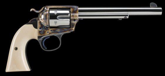 Colt, Bisley SAA – Mfg: 1901   Turnbull Manufacturing Company