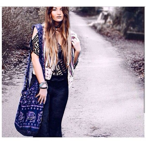 Our gorgeous girl @nickyhoughton1 with the purple boho elephant bag back in stock  www.wonderlandclothing.com ✨ Happy Good Friday and get WORLDWIDE FREE SHIPPING code: GOOD  #Padgram