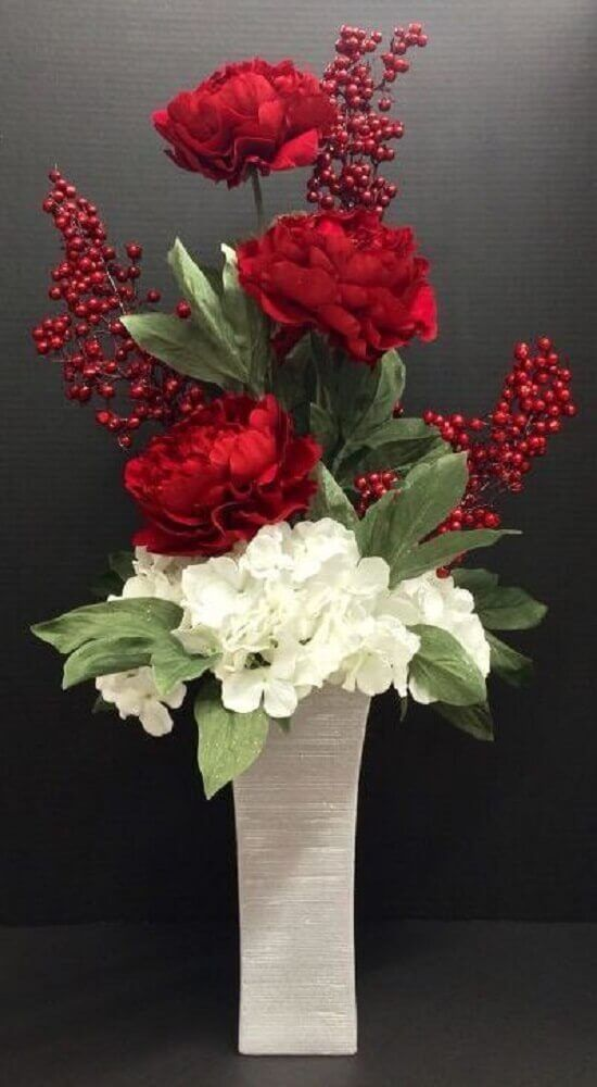 Arranjos De Flores Artificiais Modelos Para Inspirar E Aprenda