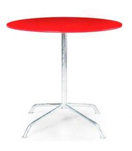 Haefeli Gartentisch 1106 Rund Embru Esstisch Ausziehbar Lounge Tisch Gartentisch