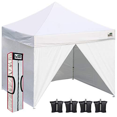The Best Canopy For Wind And Rain In 2020 10x10 Canopy Tent Pop