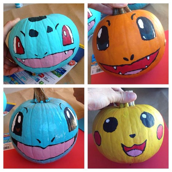 Video Game Crafts 'N Gear #47: The Pokemon Pumpkin Halloween Special!   Video Game Blog, Video Games Reviews & News