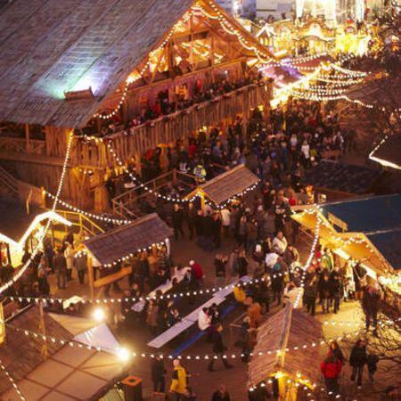Winter Wonderland - Hyde Park, London Christmas market - free days out London
