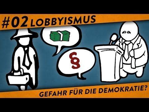 LOBBYISMUS - Eine Gefahr für die Demokratie?   S/E #02 - https://youtube.com/watch?v=bhqMQo9OwtY&list=PLcWAHBfA6Qm0Q1UT7d8H12iLdIU461oBs