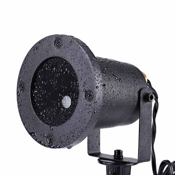 Waterproof Star Projector Outdoor Christmas Lights,Skylarking Elf