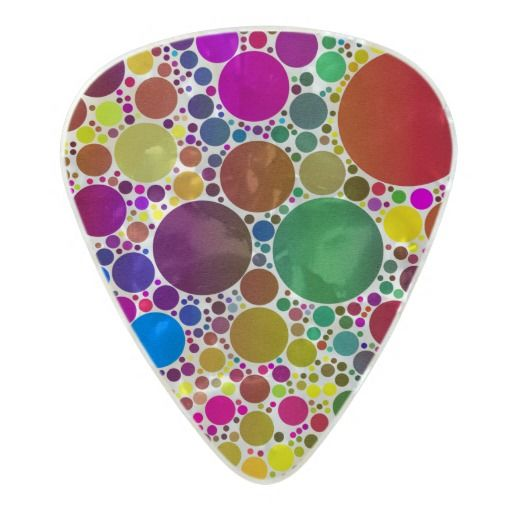 Also available in different sizes and style #guitarpicks #celluloid #stringedinstruments #zazzle