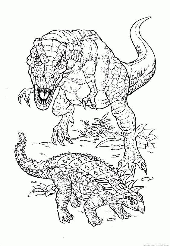Coloriage dinosaure coloriage a imprimer projets essayer pinterest - Coloriage a imprimer dinosaure ...