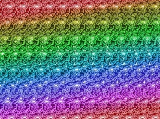 Put Your Nose On The Picture And Eye Illusions Magic Eye Posters Magic Eyes