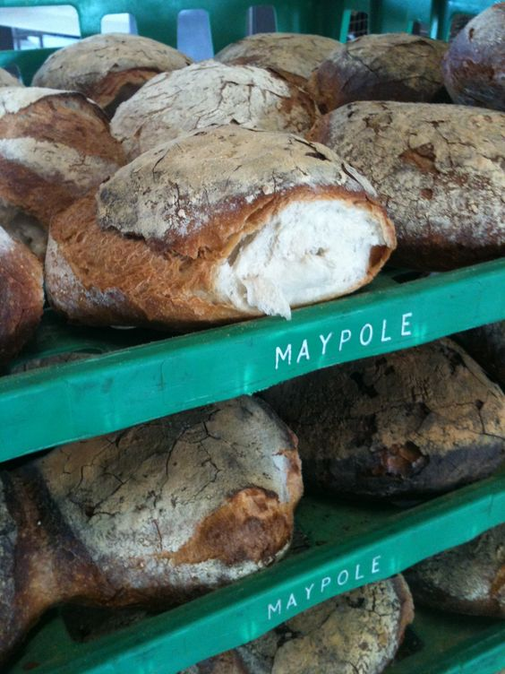 """Fresh crispy bread from #Malta - No mention of Maltese food is complete without a reference to the local bread, and more specifically the popular loaf called 'Tal-Malti' (literally, """"of the Maltese""""). Very crusty on the outside, yet soft on the inside. Many visitors find the combination of taste and texture of fresh Maltese bread irresistible │ #VisitMalta visitmalta.com"""