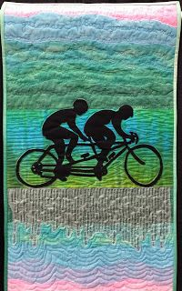 BICYCLE QUILT...........PC: