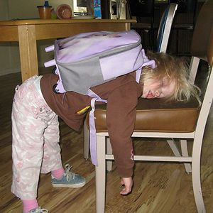 First Submission. My Niece Had A Hard Day At School