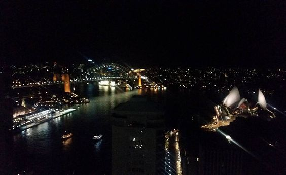 #supperclub #view #intercontinentalsydney #sydney #sydneyharbourbridge #operahouse by daphadills http://ift.tt/1NRMbNv