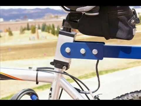 Electric Bicycle Push Trailer - Build Your Own