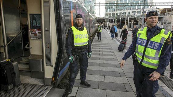 Tiroteio e explosão na Suécia causam vários feridos - TVI24
