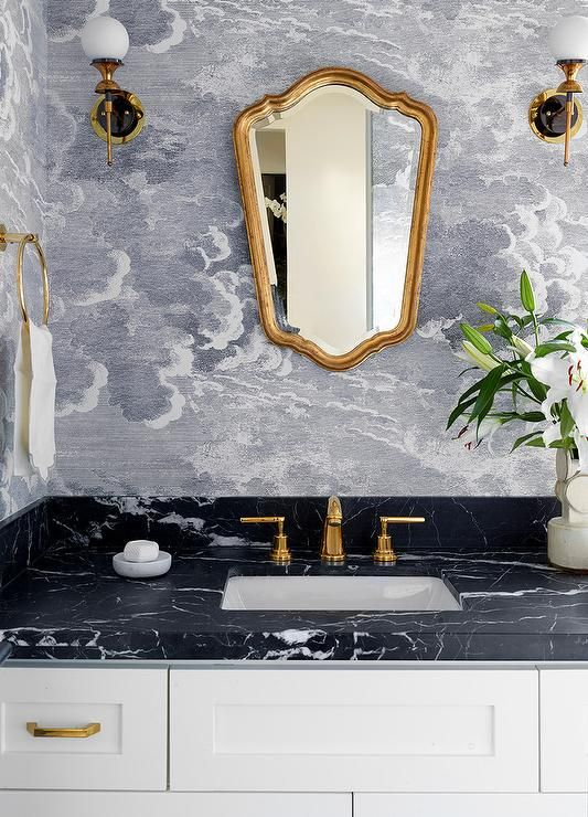 Honed Black Marble Countertop Marble Wallpaper Phone Black