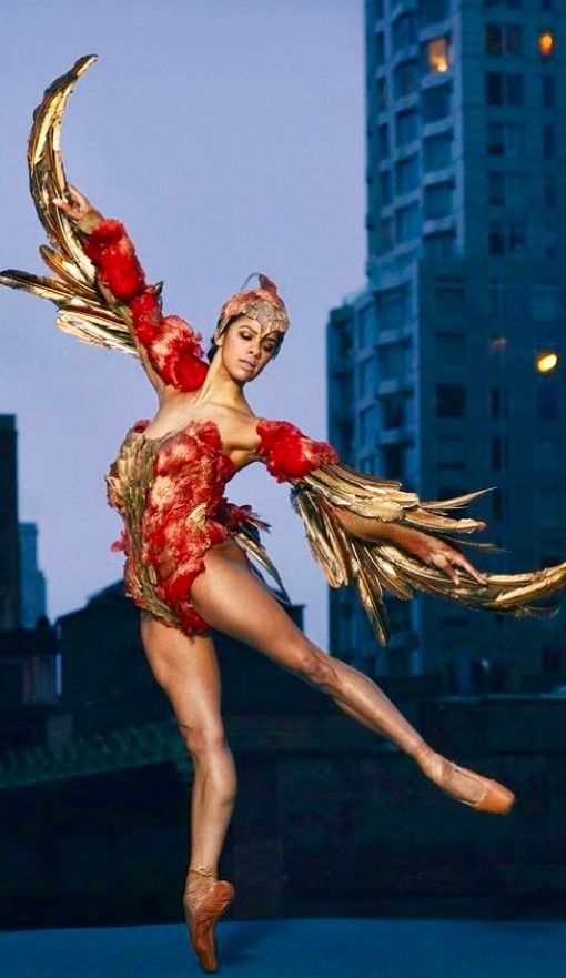 Misty Copeland The Firebird Black Dancers Misty Copeland
