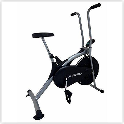 Kobo Ab 5 Exercise Bike Silver Sports 100 200 0 100 Best